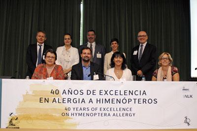 Alergólogos del Hospital Reina Sofía y de otros centros nacionales y europeos