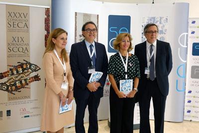 Presidentes de las sociedades científicas y de los comités organizadores presentan el encuentro