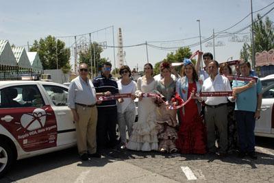 Responsables sanitarios, del taxi y asociaciones de trasplantados apoyan la donación