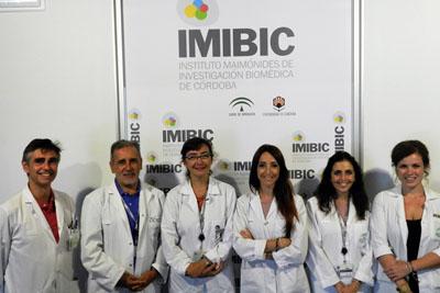 Algunos de los investigadores del grupo que desarrolla el estudio