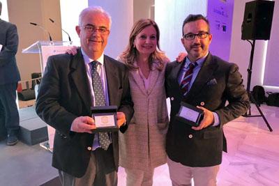 Marina Álvarez felicita a los dos servicios del Hospital reconocidos en los premios Best in Class