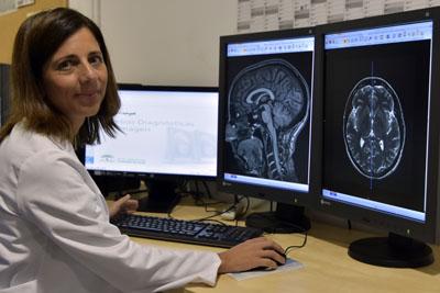 En la imagen, la especialista en radiodiagnóstico, Elisa Roldán es la nueva Jefa de Estudios del Hospital Universitario Reina Sofía
