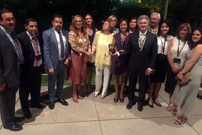 Invitados con la ONCE Córdoba