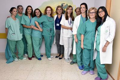 Profesionales de Cirugía Pediátrica realizan un vídeo para desdramatizar el proceso de someterse a una intervención quirúrgica