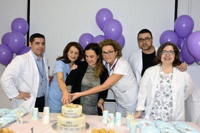 La Unidad de Neonatología celebra el día del prematuro con diferentes actividades para las familias