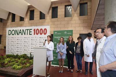 Valle García agradece la colaboración e implicación de todos para seguir sumando vida