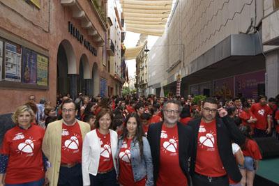 El Gran Teatro, la Academia Langa y YoCanto organizan el Flashmob que despide la XVI Semana del Donante