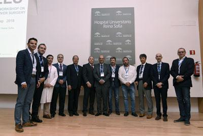 Los principales expertos mundiales en cirugía hepática laparoscópica se reúnen en el Hospital Reina Sofia