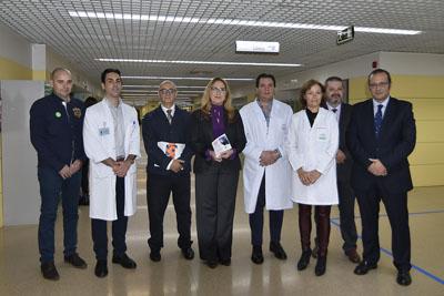Responsables sanitarios, profesionales y pacientes participan en las jornadas de ictus