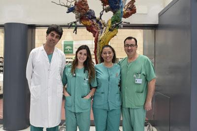 José María Dueñas, Valeria Acosta, Crissolidez Pérez, Juan Carlos Robles