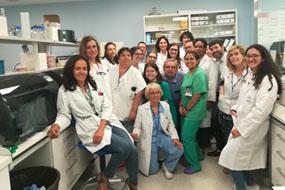 La Unidad de Inmunología y Alergologia consigue la acreditación EFI