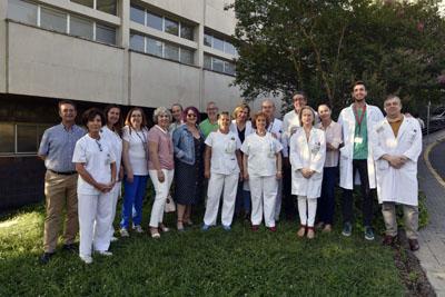 Profesionales de Unidad de Prevención, Promoción y Vigilancia de la Salud de Córdoba
