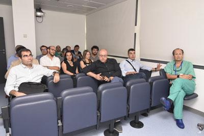 Cardiólogos del país se forman en el abordaje de coartación aórtica en el Hospital Reina Sofía