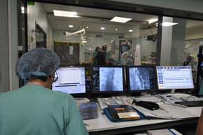 Cardiólogos del hospital intervienen casos de malformaciones congénitas