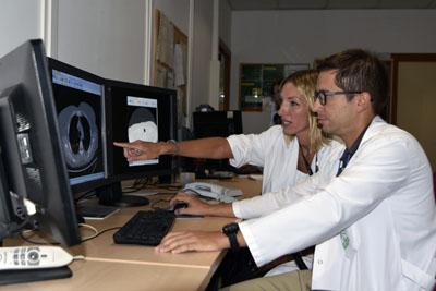 Profesionales de Radiología mejoran la accesibilidad del paciente