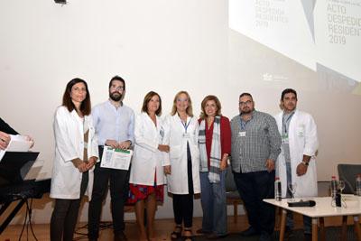El EIR de Cirugía Ortopédica y Traumatológica Manuel García recibe el Premio Profesor Don Carlos Pera por su excelente trayectoria