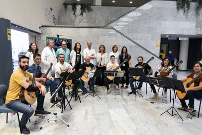 El grupo Ifamous Ensemble ha puesto el broche final a la celebración de este día
