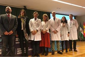 Inauguración V Jornadas Enfermedades Raras
