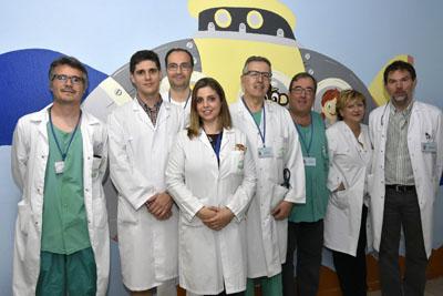 El Hospital pone en marcha una nueva unidad de Neurocirugia