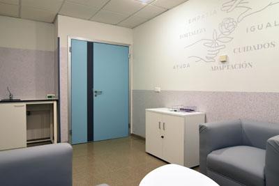 El objetivo es ofrecer una asistencia adaptada a las necesidades de los pacientes y familiares