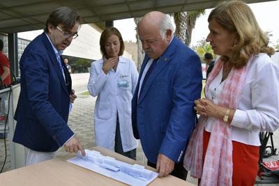 José Luis Gómez detalla las fases de ejecución del proyecto