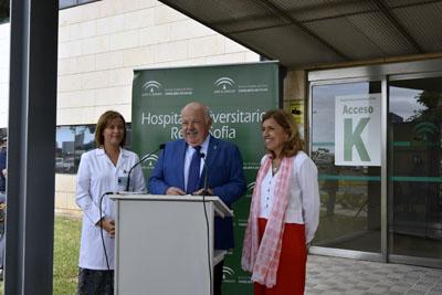 El Consejero de Salud y Familias informa del inicio de obras del nuevo edificio de Consultas Externas