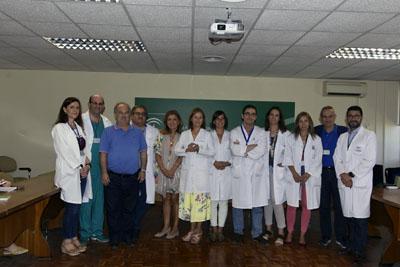 El Hospital Reina Sofía puso en marcha una comisión de cirugía robótica para coordinar y planificar la actividad quirúrgica