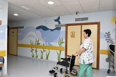 Las obras permitirán incrementar la intimidad del paciente