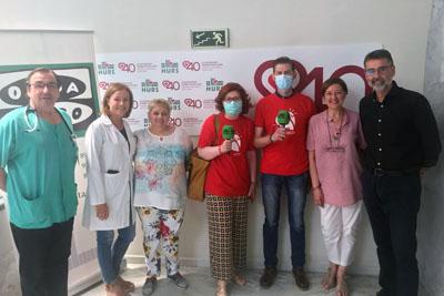 Pacientes y profesionales ofrecieron su testimonio a la radio