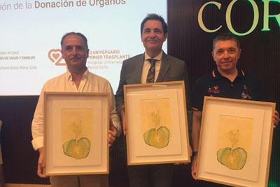 Miguel Ruano, Rafael Cremades y Francisco José Navarro han sido los premiados