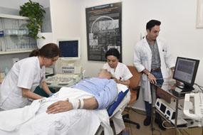 Profesionales de Enfermería incorpora en la técnica del Test de Microburbujas