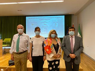 XXIII inauguración encuentro actualizacion tumores digestivos