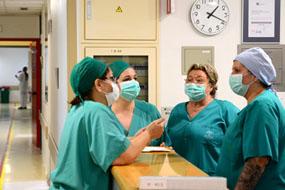 Profesionales y pacientes del Hospital Reina Sofía reciben más de 400 mensajes de apoyo y cariño en la lucha frente al COVID-19