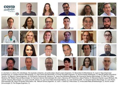 Grupo de profesionales, investigadores y ciudadanos.