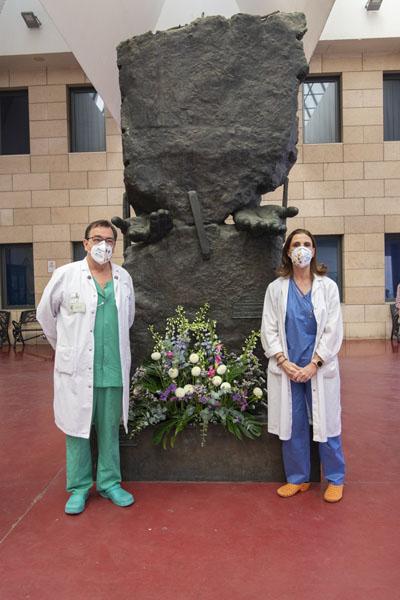 La coordinación de trasplantes se suma al lema del Día del Donante