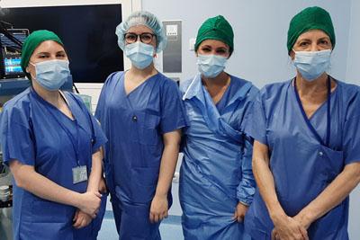 Hasta el momento se han reclutado 65 pacientes