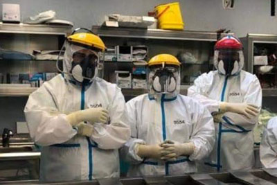 Especialistas en Anatomía Patológica del HURS