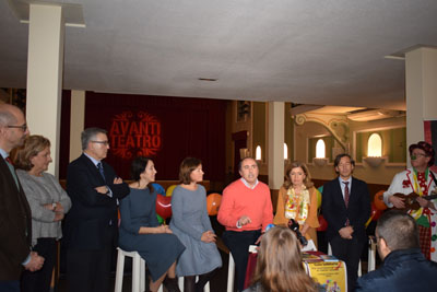Julián Molina explica los detalles del espectáculo