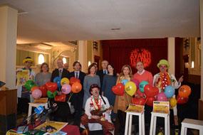 Presentación Gala solidaria por el cáncer infantil