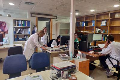 El servicio de Medicina Preventiva centra su actividad en dar servicio a pacientes y profesionales
