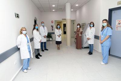 El Hospital pone en marcha la cuarta resonancia magnética