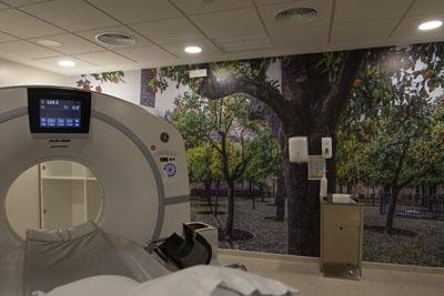 Nuevo TAC en el Hospital Provincial.