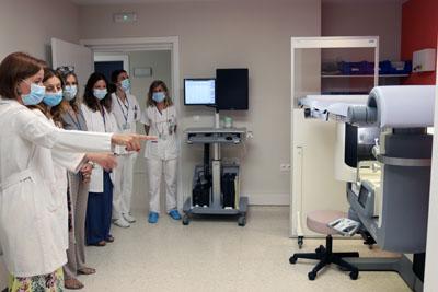 Pacientes del Área Norte y Sur de la provincia también se beneficiarán de este equipamiento