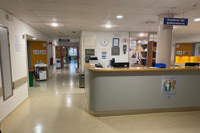 Imagen del control de Enfermeria.