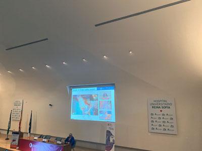 Conexión con los quirófanos del hospital