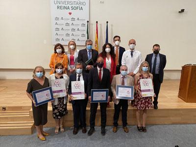 El Hospital de Puente Genial y lso distritos Jaén-Jaén Sur y Córdoba Guadalquivir han sido los primeros en conseguir el distintivo