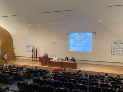 El Hospital Reina Sofía acogió la celebración de este acto