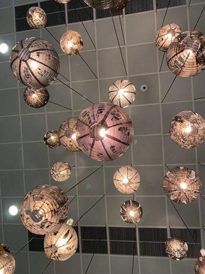 Detalles del proyecto lumínico