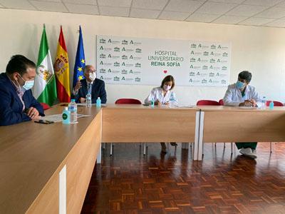 Reunión jurado II Premios Miguel Berni a la promoción de la donación de órganos