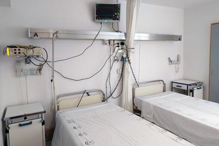 Habitación de cuidados intermedios